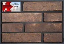50Mm Charcoal Black - Showroom Panel