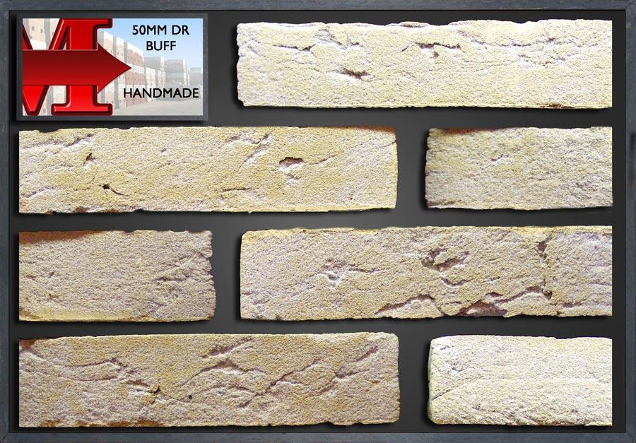 50Mm Dr Buff Handmade - Showroom Panel