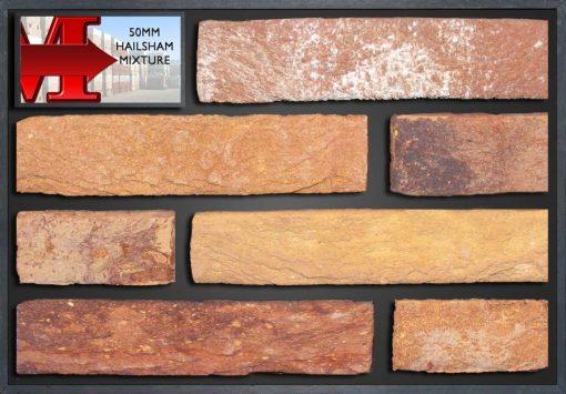 50Mm Hailsham Mixture - Showroom Panel