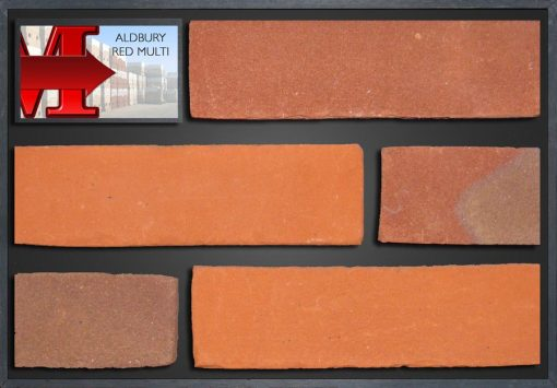 Aldbury Red Multi - Showroom Panel