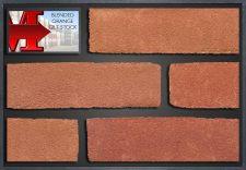Blended Orange Gilt Stock - Showroom Panel