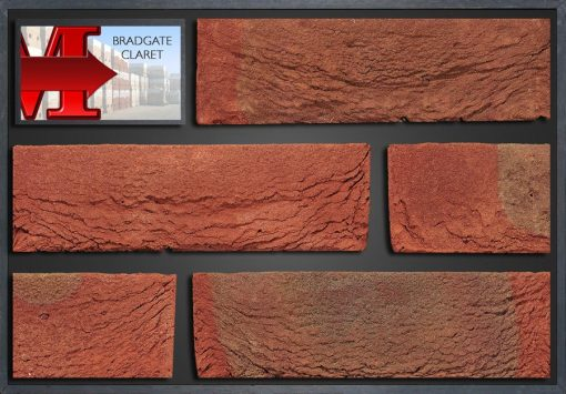 Bradgate Claret - Showroom Panel