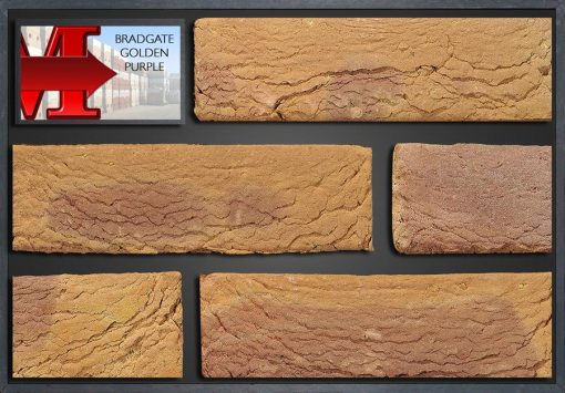 Bradgate Golden Purple - Showroom Panel
