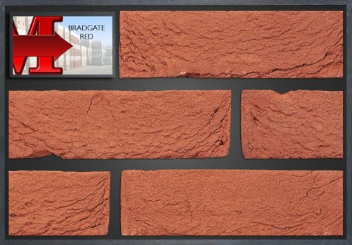 Bradgate Red - Showroom Panel