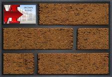 Brown Blend - Showroom Panel