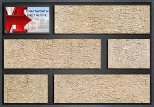 Chatsworth Grey Rustic - Showroom Panel