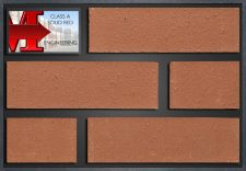 Class A Solid Red Eng - Showroom Panel