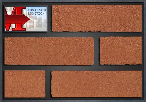 Dorchester Red Stock - Showroom Panel