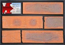 Draycott Red Multi - Showroom Panel