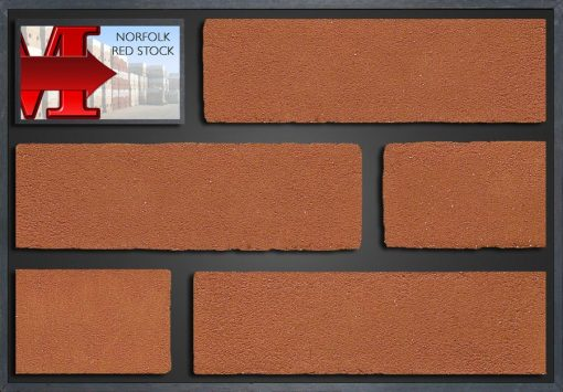 Norfolk Red Stock - Showroom Panel