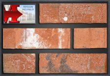 Reydon Red Multi - Showroom Panel