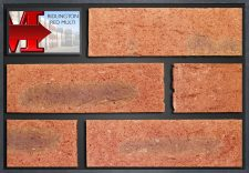 Ridlington Red Multi - Showroom Panel