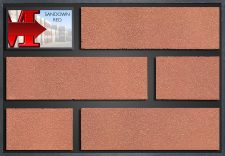 Sandown Red - Showroom Panel