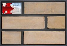 Sandstone Weathered Buff - Showroom Panel
