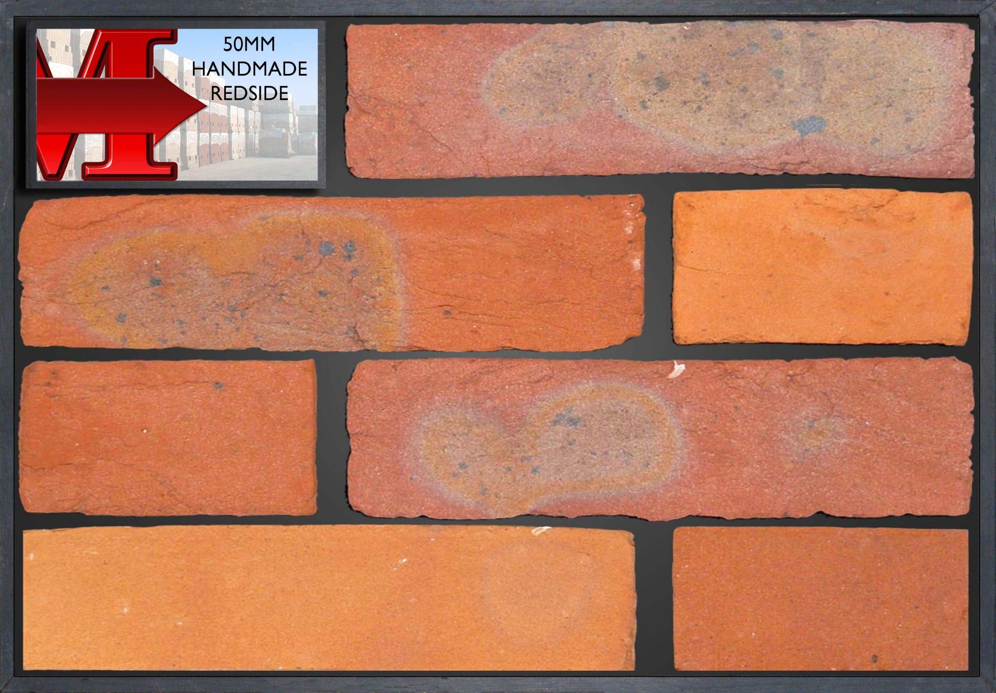 50mm HandMade REDSIDE - Showroom panel