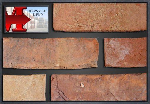 Browston Blend - Showroom Panel