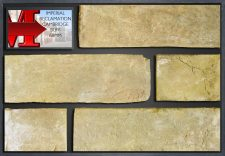 Reclamation Cambridge Buff 68mm - showroom panel