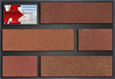 Tradesman Sandfaced Red Multi - showroom panel