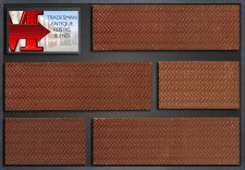 TRADESMAN ANTIQUE RUSTIC BLEND - showroom panel