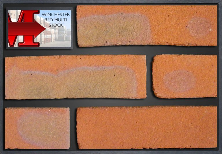Winchester Red Multi Stock - showroom panel