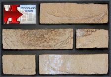 Woodland Mixture - showroom panel